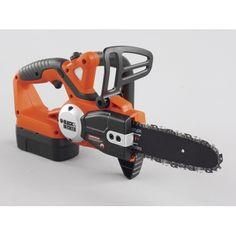 Black and Decker CCS818 18V cordless chainsaw