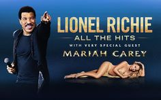 [Ticketmaster]BOGO Lionel Ritchie & Mariah Carey Concert Tickets http://www.lavahotdeals.com/ca/cheap/ticketmasterbogo-lionel-ritchie-mariah-carey-concert-tickets/170799?utm_source=pinterest&utm_medium=rss&utm_campaign=at_lavahotdeals