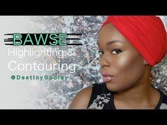 Highlighting & Contouring for Darker Skin Tones