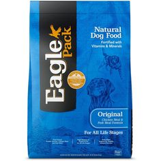 Eagle Pack Natural Dry Dog Food -- You can get additional details at the image link. (This is an affiliate link) #MyPet