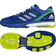 Adidas Stabil Boost II Indoor Court Shoes Royal