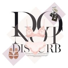 """DO NOT DISTURB: Lingerie Edition"" by vanessavardanyan ❤ liked on Polyvore featuring Anja, La Perla and Assouline Publishing"