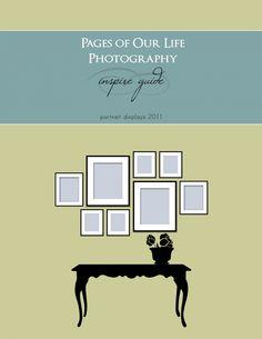 Jak uspořádat fotografie - mnoho nápadů / Wall gallery ideas