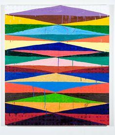 TODD CHILTON: Untitled (argyle), 2006
