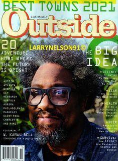 Outside Magazine, Manila, Norfolk, Magazines, The Outsiders, Survival, The Unit, America, Adventure