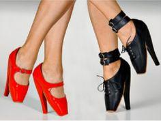 La nueva moda en zapatos femeninos… Conócelos y cuéntanos cuáles son tus favoritos.   Meta Radio