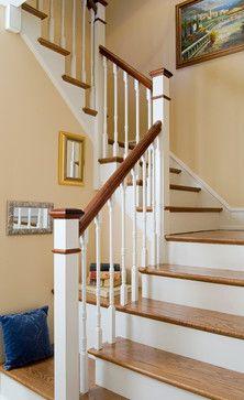 Traditional Staircase - traditional - staircase - philadelphia