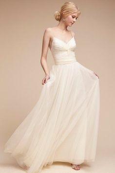 Ivory Tinsley Dress   BHLDN