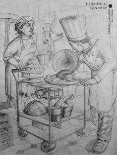 Aşçı.