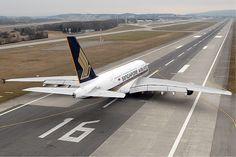 A380 ride