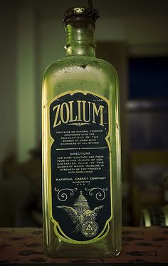 Embalming Bottle Apothecary Bottles, Antique Bottles, Vintage Bottles, Bottles And Jars, Antique Glass, Glass Bottles, Vintage Advertisements, Vintage Ads, Old Medicine Bottles