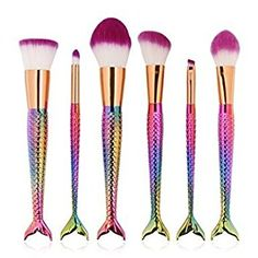 Bilderesultat for mermaid brushes