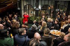 The Antiques Divas Paris Flea Market party during Deco Off and Maison Object!