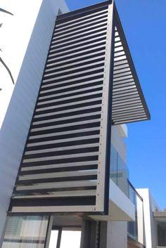Apartment #Aluminium #Pergolas