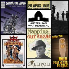 ANZAC Day resources -Resource Link