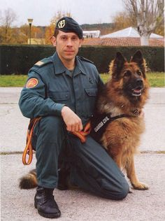 The People's Dispensary for Sick Animals (PDSA) in the UK has awarded a prestigious international prize to a German Shepherd dog named Ajax, who works with the Spanish Guardia Civil bomb squad.  Ajax will receive the award for detecting bombs placed by the Basque terrorist group ETA on the Spanish island of Mallorca in July 2009.  Read more: http://www.digitaljournal.com/article/351990