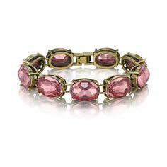 Color Code Vintage Rose Bracelet $38 www.candibykristin.com #fall #jewelry #chloeandisabel