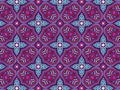 """Pretty Indian Mosaic"" by KirstenStar"