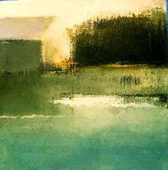 """""""Prince Edward Island""""  Acrylic on Canvas 12"""" x 12"""" (Image courtesy of Landing…"""