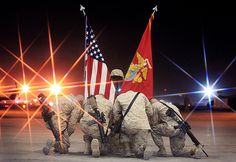 Those who pay the ultimate sacrifice will never be forgotten (U.S. Marine Corps photo by Cpl. Mark Garcia)