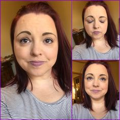 Highlight contour in 5 minutes maskcarabeauty when your in the mood to wear purple but all you have is your passionate ccuart Gallery