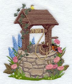 Machine Embroidery Designs at Embroidery Library! - Color Change - D6782