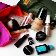 makeup bag, makeup collection, necessaire de maquiagem, kit de maquiagem…