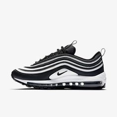 Nike Air Max 97 Black White 11c469fee3eb