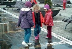 MĚSTO PRAHA: Kdesi mezi dětmi v Praze