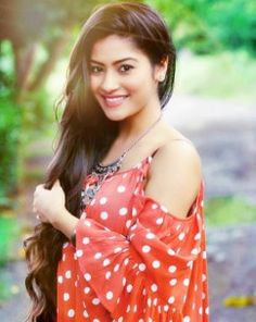 Krishna Mukherjee is an Indian Actress, who is working in Hindi Television industry. Tv Actors, Actors & Actresses, Baby Images Hd, Red Polka Dot Dress, Stylish Boys, South Indian Actress, Celebs, Celebrities, Beauty Women