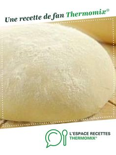 Pizza Recipes 88274 ITALIAN PIZZA DOUGH by Agence ™ Paris. A fan recipe to find in the category Pies and savory pies, pizzas on www.fr, from Thermomix®. Dough Recipe, Lidl, Vegetable Pizza Recipes, Best Crockpot Recipes, Dessert Pizza, Pesto Recipe, Italian Recipes, Easy, Pizza