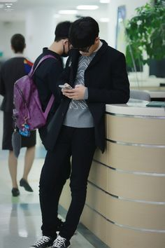 chanyeol - 141025 Gimpo Airport