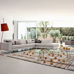 Canap Demi Lune Et Canap Rond 55 Designs Spectaculaires Design D Coration Et Canap S
