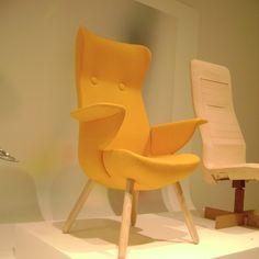 hitch mylius | Kenneth Grange's design for Hitch Mylius Ltd - Edith Chair. (2011)