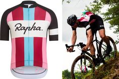 With Rapha Focus  star crosser Jeremey Powers back in team colors 00843fb45