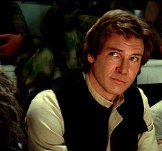 """Star Wars"" Female Fighter Pilots Cut From Final Films Female Fighter, Fighter Pilot, Harrison Ford Han Solo, Star Wars Brasil, Saga, Han And Leia, Star Wars Wallpaper, Original Trilogy, Carrie Fisher"