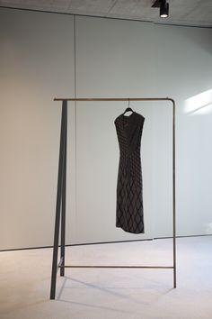 brass clothing rail - Google Search