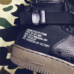 Ben Kirschner's Nike SF-AF1 might be one of Nike Sportswear's best new offerings in years. The good news is that the Special Field movement isn't slowing down anytime soon because we're getting a first look at the Nike SF-AF1 Mid, … Continue reading →