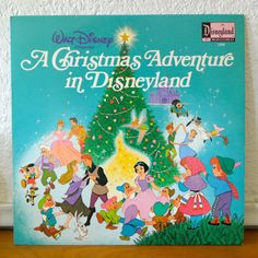 Vintage Disney Christmas Record  A Christmas by VinylStandard, $15.00