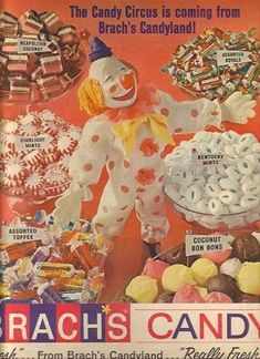 Brach's Variety of Candy (1965)