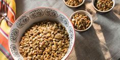 Get Sweet and Salty Pepitas Recipe from Food Network Food Network Recipes, Dog Food Recipes, Food Network Canada, Party Finger Foods, Quick Snacks, Sweet And Salty, Fall Recipes