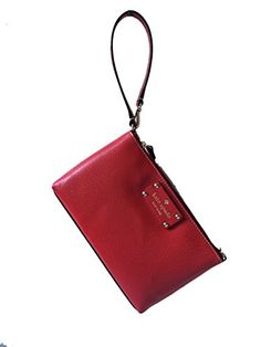 Kate Spade Wellesley Linet Pillbox Red Leather Wristlet kate spade new york http://www.amazon.com/dp/B00P9EZ82C/ref=cm_sw_r_pi_dp_FNqZub07A9VTF