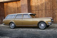 1970 HT Holden Premier Station Wagon