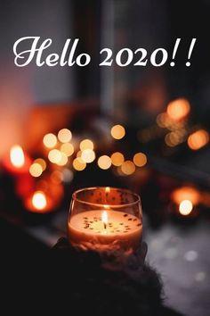 Hello 2020 bye bye 2019 cards #NewYear2020