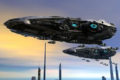 Comodore Starship by oigaitnas on DeviantArt