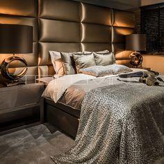 Bedroom Inspo, Home Bedroom, Master Bedroom, Bedroom Decor, Luxe Decor, Luxury Home Decor, Bedroom Layouts, Home And Deco, Luxurious Bedrooms