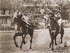 seabiscuit horse | Seabiscuit and War Admiral - Horse Racing