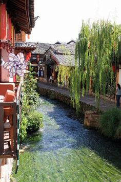 And there's charming historic architecture aplenty. | 12 Reasons Lijiang Is The Prettiest City On Earth