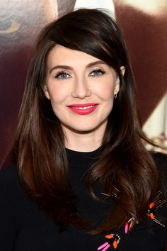 Carice van Houten HD Wallpaper From Gallsource.com - my future hair color when I go gray!