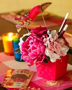chinese new year party ideas asian party decorations asian party themes chinese new year